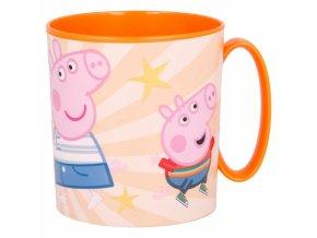 micro mug 350 ml peppa pig kindness counts