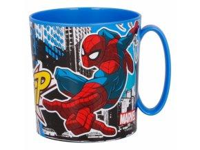 micro mug 350 ml spiderman streets