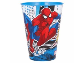 easy tumbler 430 ml spiderman streets