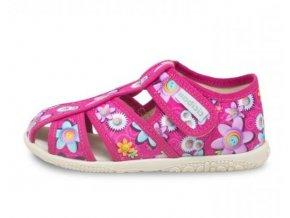 Papuče Ciciban 440 dívčí | Různé barvy