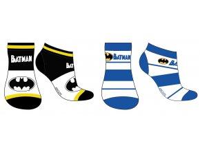 Ponožky Batman | 52 34 316 | Černá / modrá