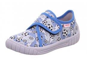 Papuče Superfit 1-000279-8010 | Modro-šedé