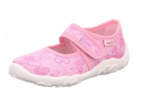 Papuče Superfit -1-800283-5000 | Růžové