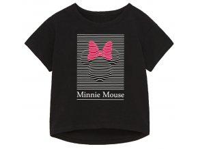 Tričko Minnie | 52 02 8391 | Černé