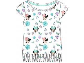 Tričko Minnie | MF 52 02 6941 | Bílé