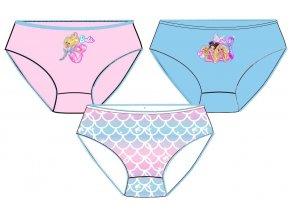 Kalhotky Barbie | 52 33 167 3-PACK BOX | Multicolor