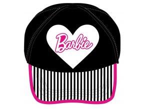 Kšiltovka Barbie | 52 39 217 | Černá