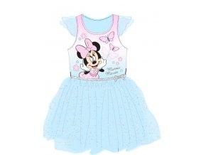 Šaty Minnie   52 23 6341 LASER   Modré