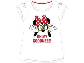 Tričko Minnie | MF 52 02 8148 | Bílé