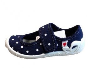 Papuče Anatomic flexible bluberry   Modré