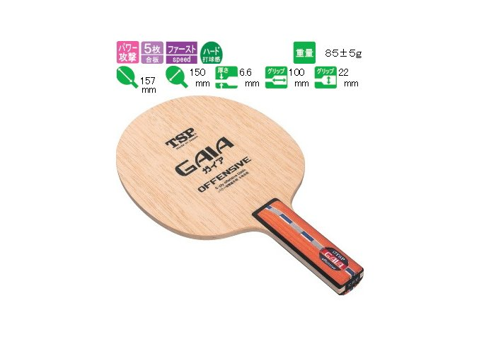 TSP - Gaia Japan