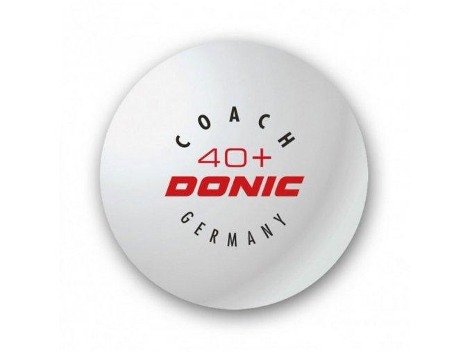 Donic - tréninkové míčky 120ks 40+