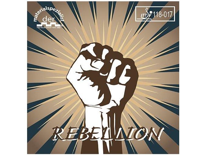 Der Materialspezialist - Rebellion