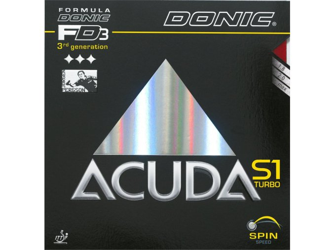 Donic - Acuda S1 Turbo