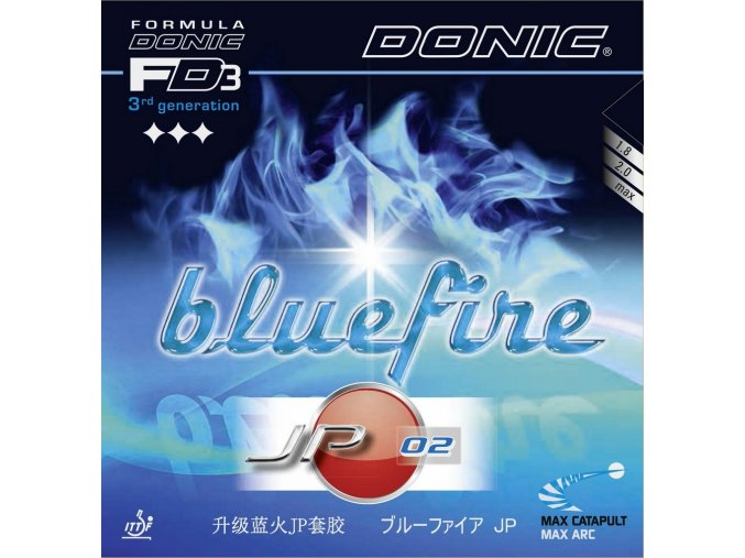 Donic - Bluefire JP 02