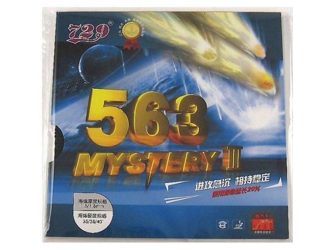 Friendship - RITC 563 Mystery III