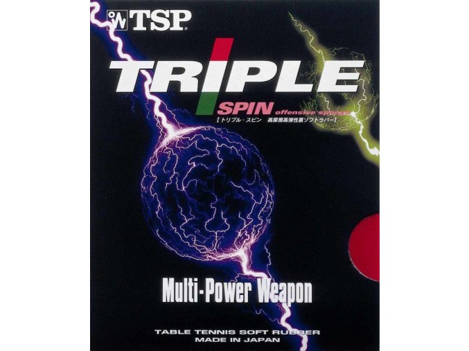 TSP - Triple Spin