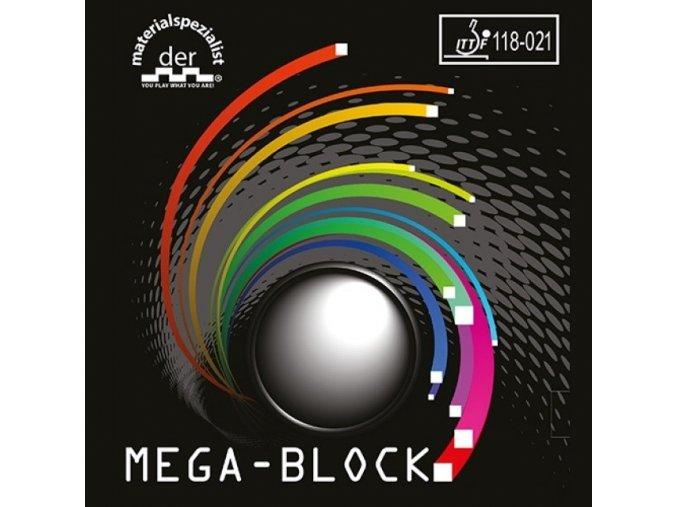 Der Materialspezialist - MEGA BLOCK ANTI