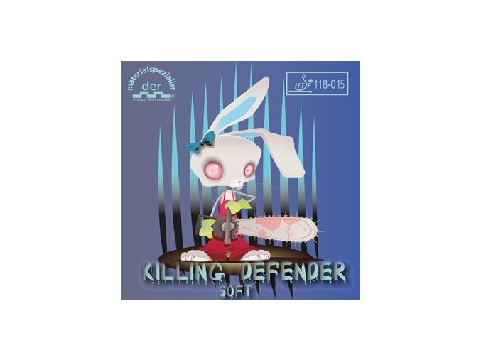 Der Materialspezialist - Killing Defender Soft