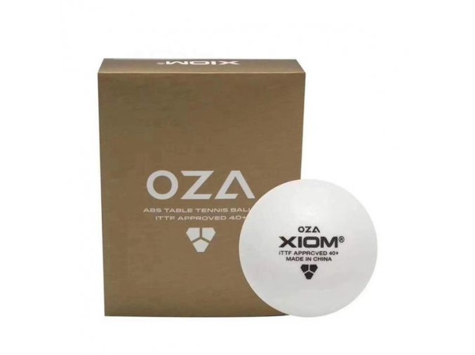 vyrn 2366xiom 2019 latest oza 3 star table tennis balls pack of 12 grande
