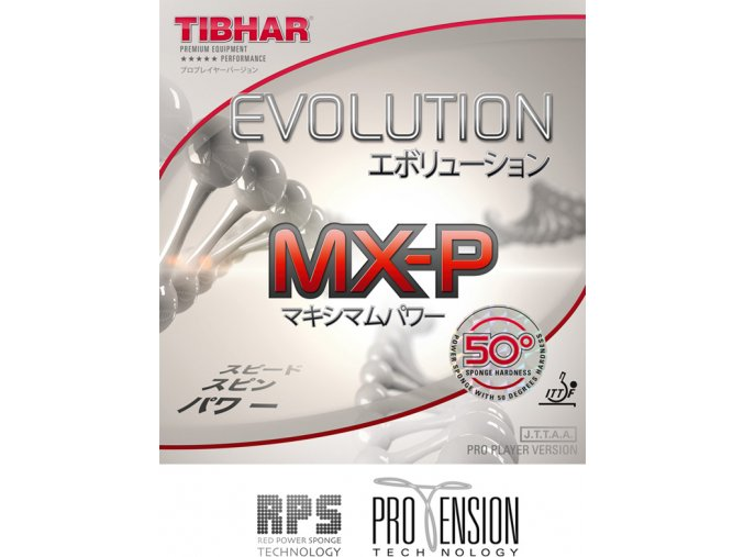 evolution mxp 50 teclog