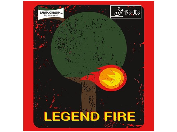 BARNA - LEGEND FIRE