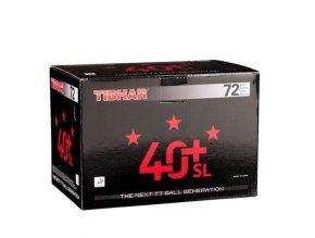 Tibhar - míčky 40+ *** SL 72 ks