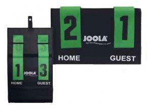Joola - ukazatel stavu utkání