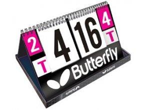 Butterfly - počítadlo Duo