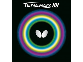 butterfly belaege tenergy 80