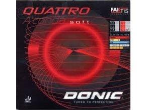 Donic - Quattro Áconda soft