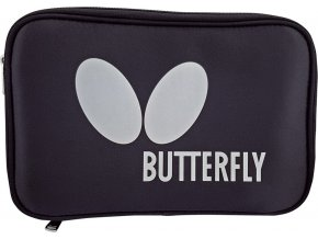 Butterfly hulle einzel logo case