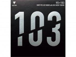 VICTAS - V0 > 103