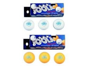 Joola - míčky 40mm *** orange (3ks)