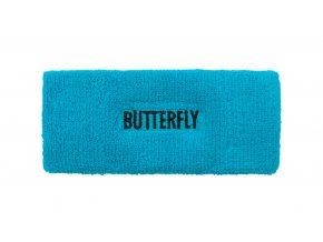 Butterfly headband STREAK blue