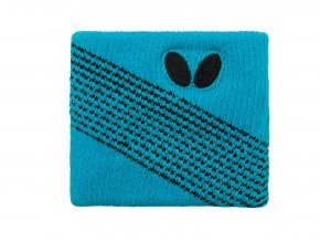 Butterfly wristband STREAK blue