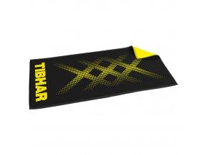 TRIPEL X Handtuch Gelb