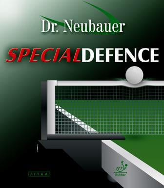 Dr. Neubauer - Special Defence Barva: Červená, Tloušťka houby: 1,0