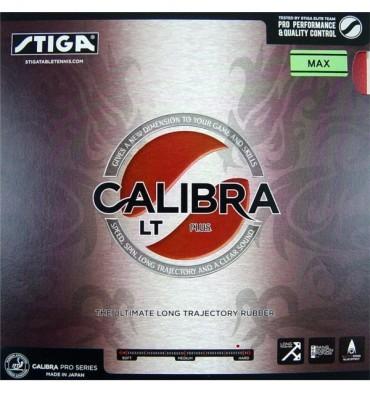 Stiga - Calibra LT Plus Barva: Červená, Tloušťka houby: 1,8
