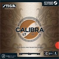 Stiga - Calibra LT Spin Barva: Červená, Tloušťka houby: 1,8