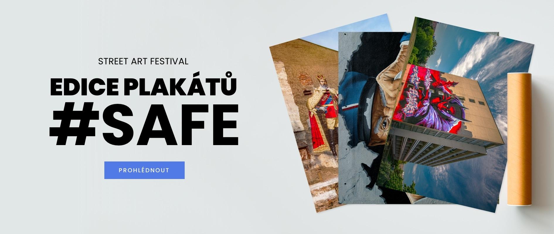 Nová série festivalových plakátů