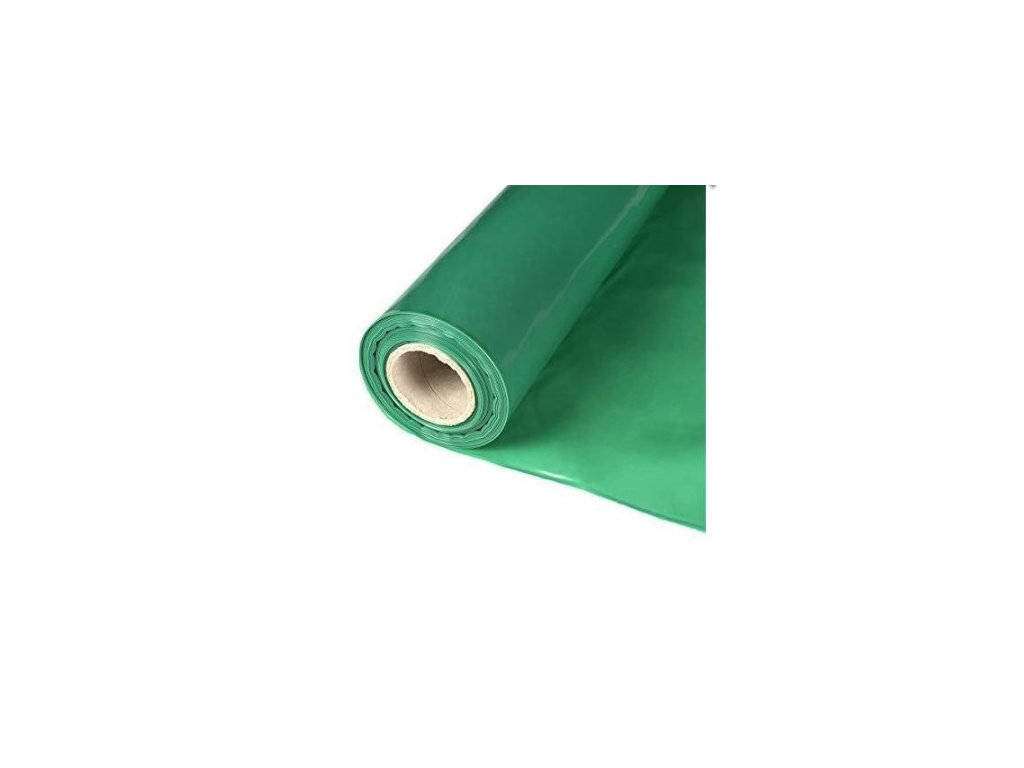 LDPE folie zelena, hadice, obalybohemia