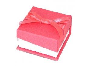 Krabicka na šperky - prsten