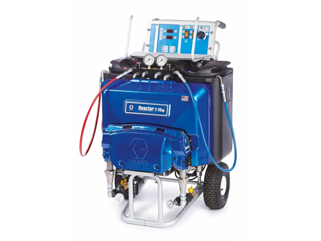 2522 4 strikaci system graco reactor e 10hp
