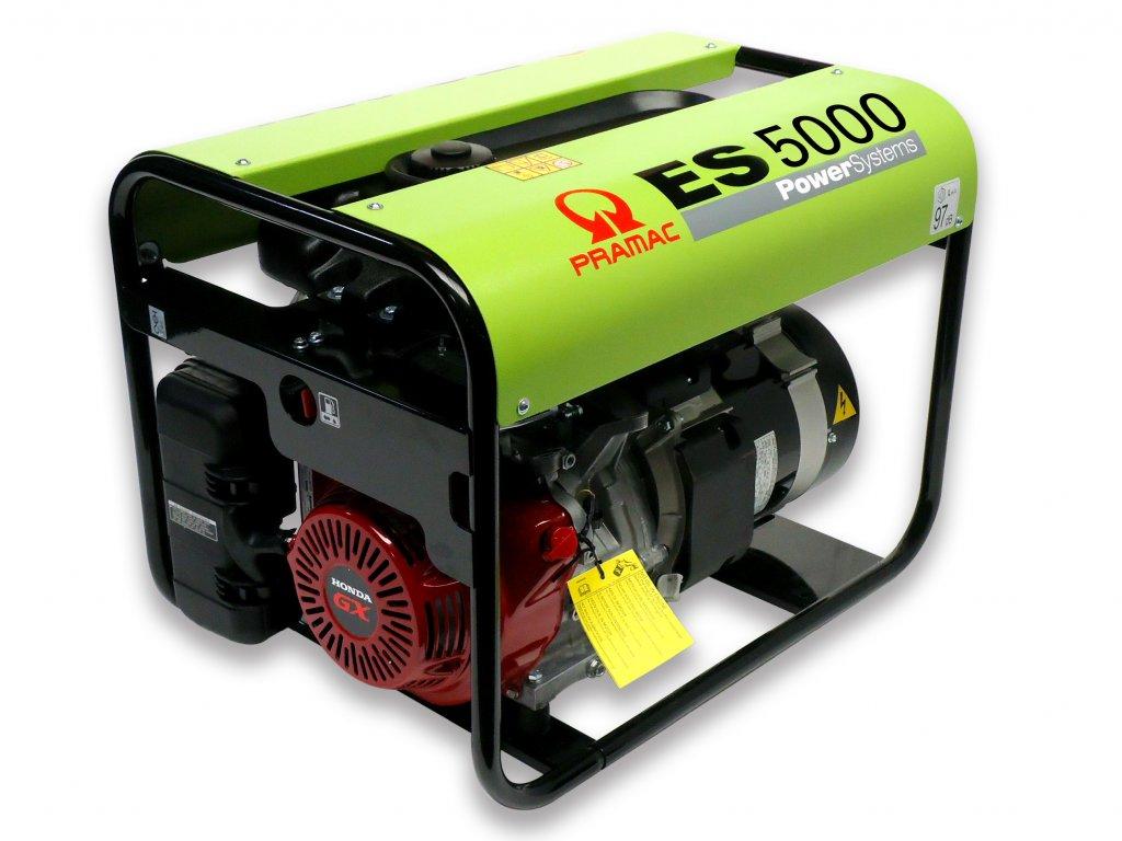 ES 5000 back