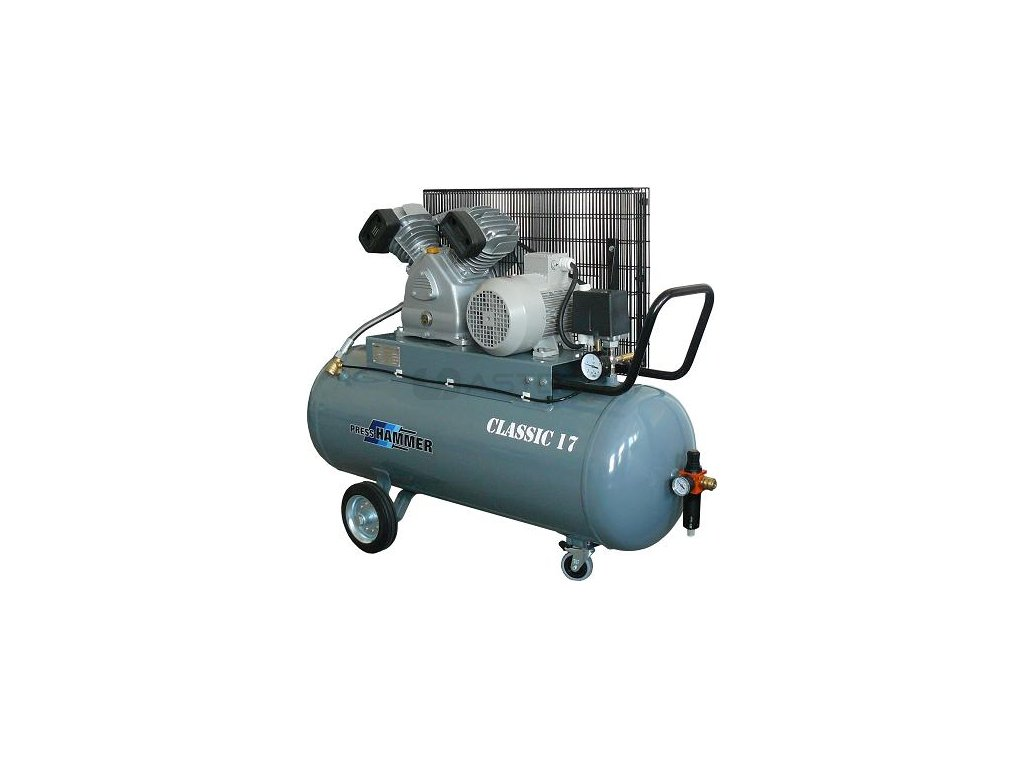 Kompresor CLASSIC 17 - 100L