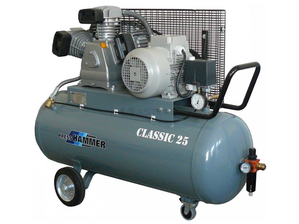 Kompresor CLASSIC 25 - 150L