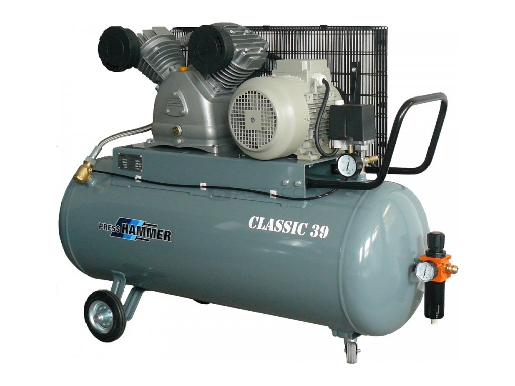 Kompresor CLASSIC 39 - 270L