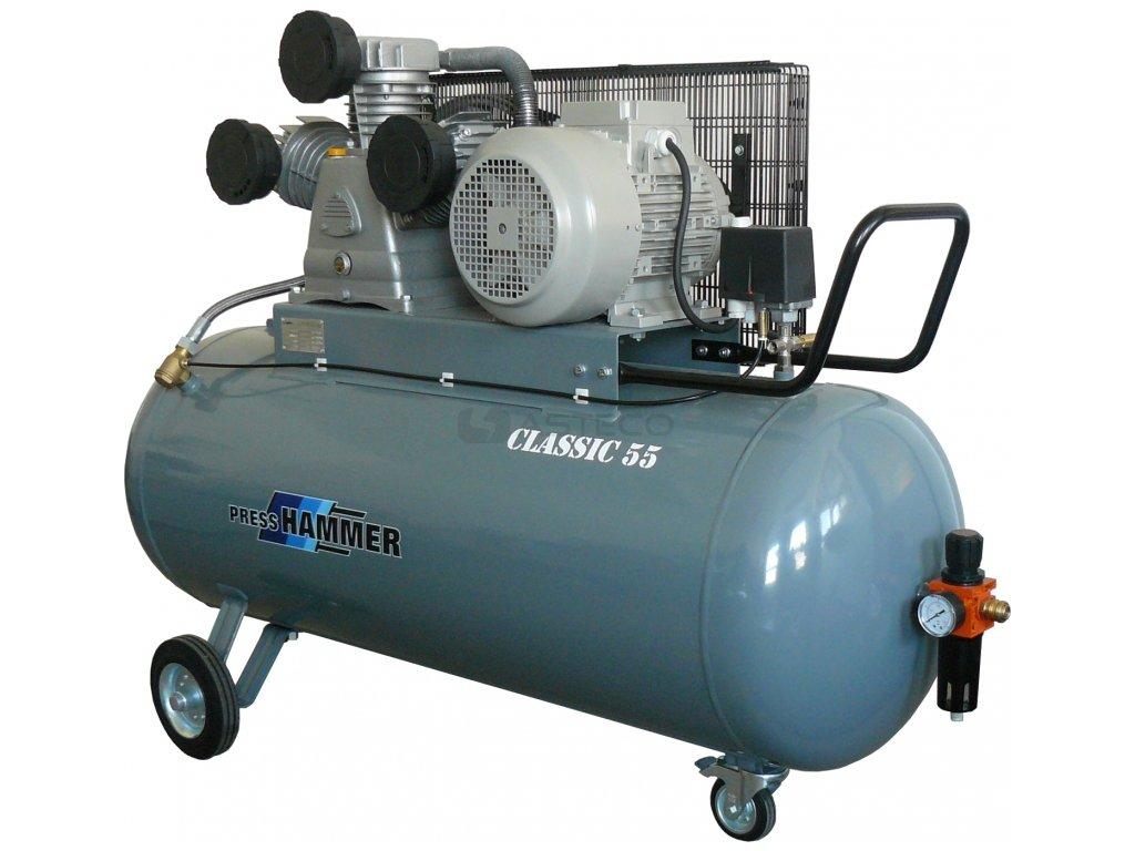 Kompresor CLASSIC 55 - 270 litrů