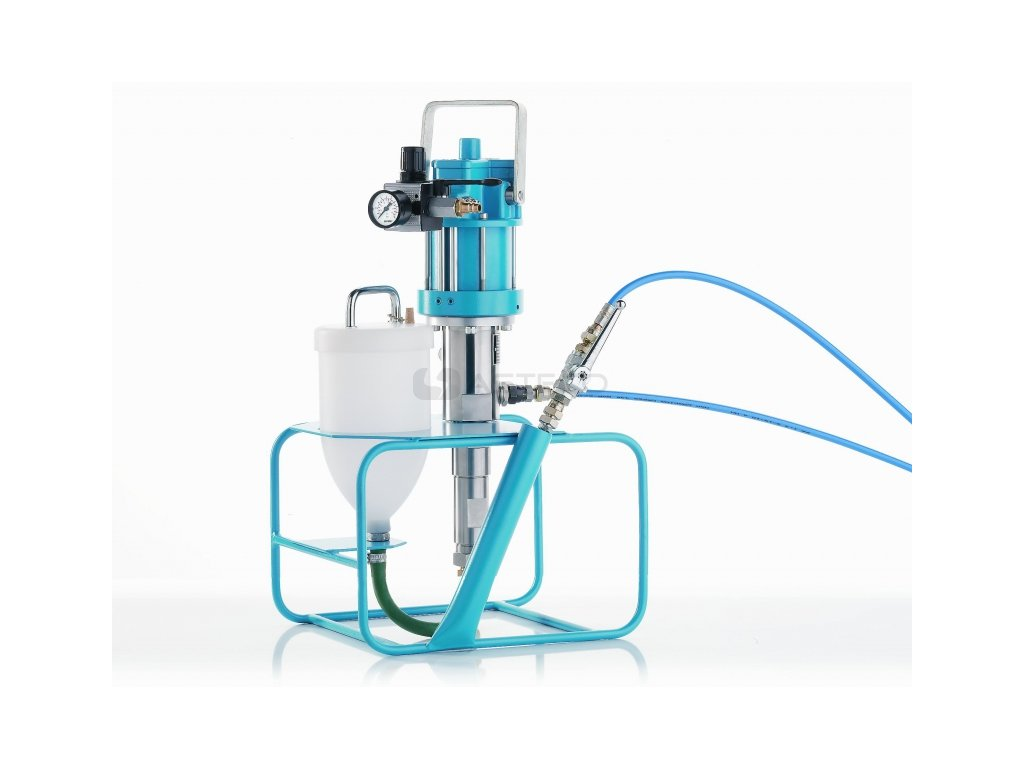 Injektážní zařízení WIWA HD1